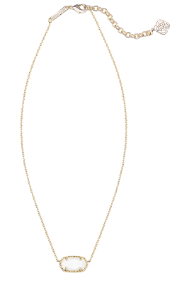 Kendra Scott Necklaces Elisa Gold White MOP product image