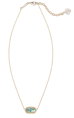 Kendra Scott Necklaces Elisa Gold Abalone product image