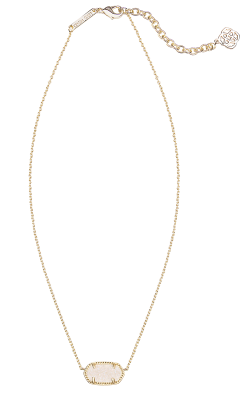Kendra Scott Necklaces Elisa Gold Iridescent Drusy product image