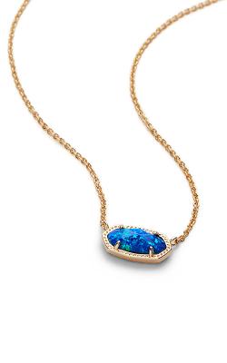 Kendra Scott Necklaces Elisa Gold Royal Blue Kyocera Opal product image