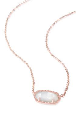 Kendra Scott Necklaces Elisa Rose Gold Ivory MOP product image