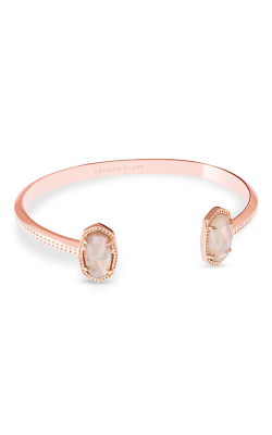 Kendra Scott Bracelets Elton Rose Gold Brown MOP product image