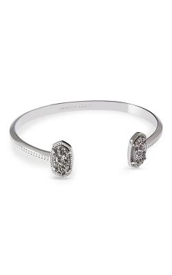 Kendra Scott Bracelets Elton Rhodium Platinum Drusy product image