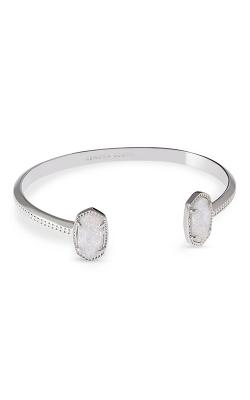 Kendra Scott Bracelets Elton Rhodium Iridescent Drusy product image