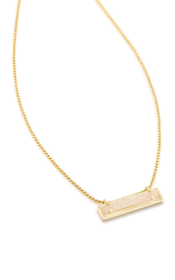 Kendra Scott Necklaces Leanor Gold Iridescent Drusy product image