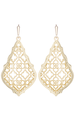 Kendra Scott Earrings Addie Gold product image