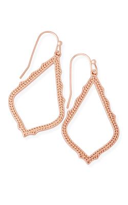 Kendra Scott Earrings Sophia Rose Gold product image