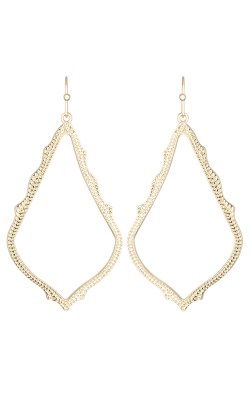 Kendra Scott Earrings Sophee Gold product image