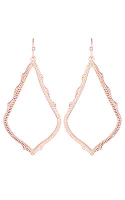 Kendra Scott Earrings Sophee Rose Gold product image