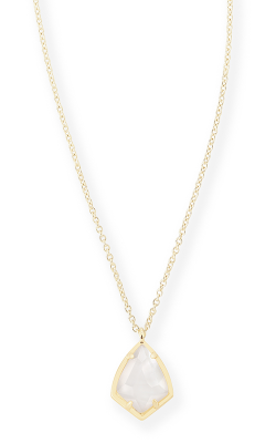 Kendra Scott Necklaces Cory Gold Ivory Pearl product image