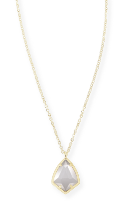Kendra Scott Necklaces Cory Gold Slate Catseye product image