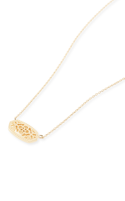 Kendra Scott Necklaces Elisa Brie Gold Filigree product image