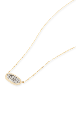 Kendra Scott Necklaces Elisa Brie Silver Filigree product image