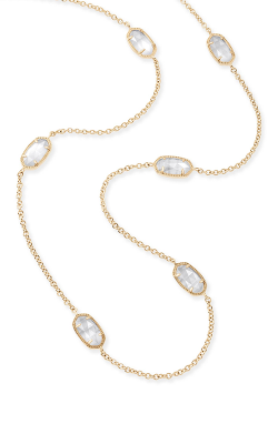 Kendra Scott Necklaces Kellie Gold Slate product image