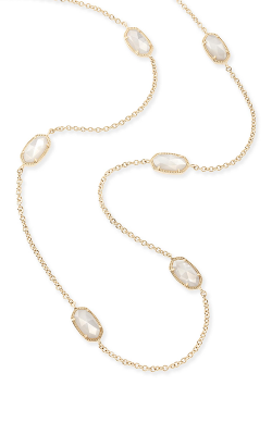 Kendra Scott Necklaces Kellie Gold Ivory MOP product image
