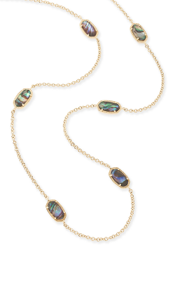 Kendra Scott Necklaces Kellie Gold Abalone product image