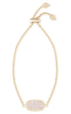 Kendra Scott Bracelets Elaina Gold Iridescent Drusy product image
