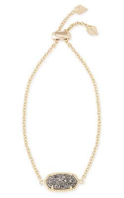 Kendra Scott Bracelets Elaina Gold Platinum Drusy product image