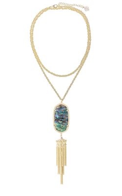 Kendra Scott Necklaces Rayne Gold Abalone product image