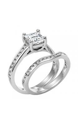 Lieberfarb Diamonds Engagement ring, PT868-EPD1 PT819-DL product image