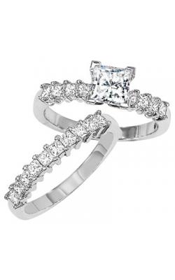 Lieberfarb Diamonds Engagement ring, PT837-DE DL product image