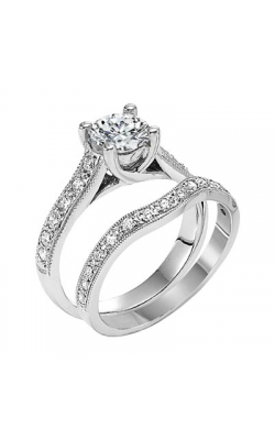 Lieberfarb Diamonds Engagement ring, MCW856-ED1 DL product image