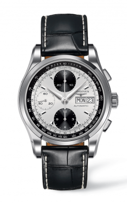 Longines Heritage Watch L2.747.4.92.4 product image