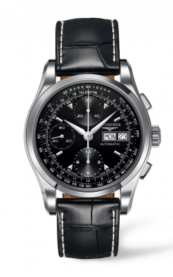 Longines Heritage Watch L2.747.4.52.4 product image