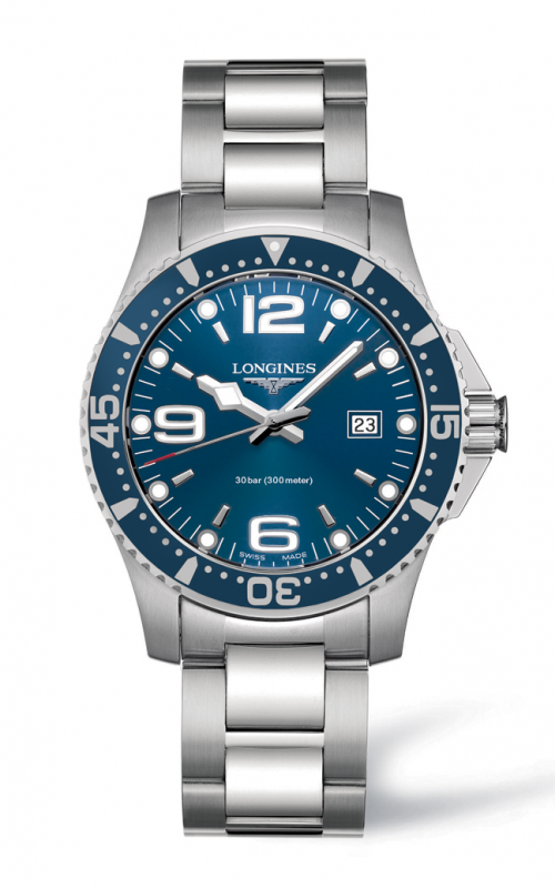 Longines HydroConquest Watch L3.640.4.96.6 product image