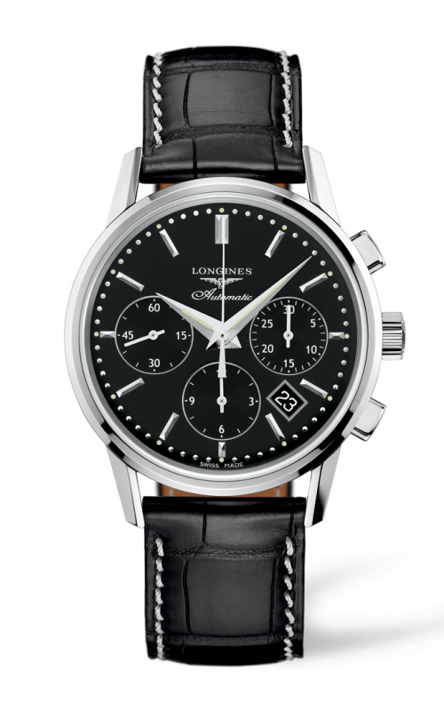 Longines Heritage Watch L2.749.4.52.0 product image
