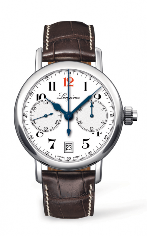 Longines Heritage Watch L2.775.4.23.3 product image