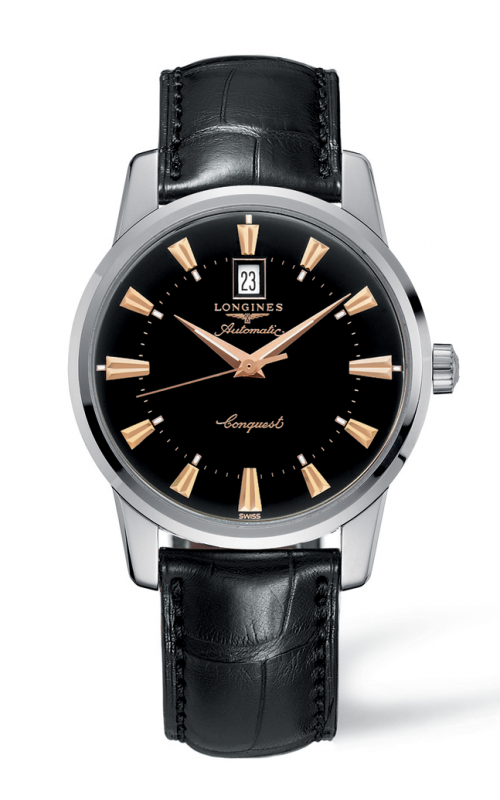 Longines Heritage Watch L1.645.4.52.4 product image