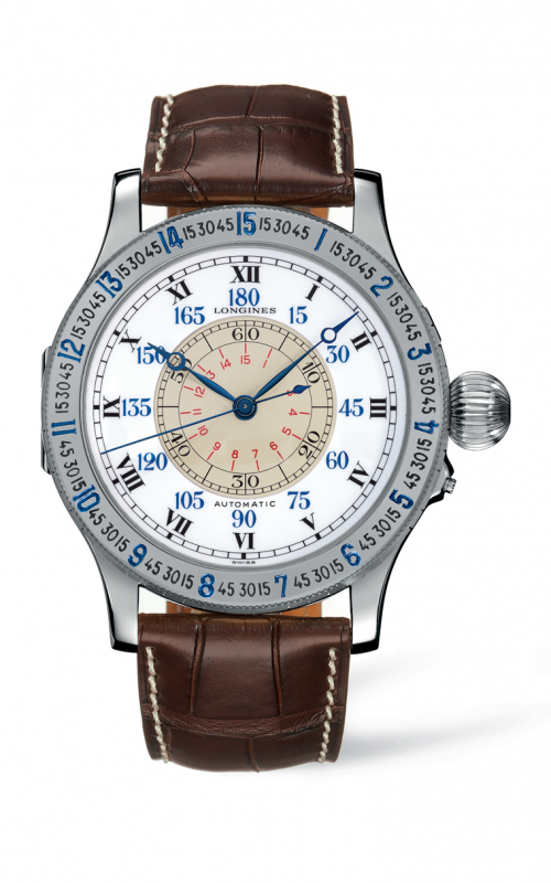 Longines Heritage Watch L2.678.4.11.0 product image