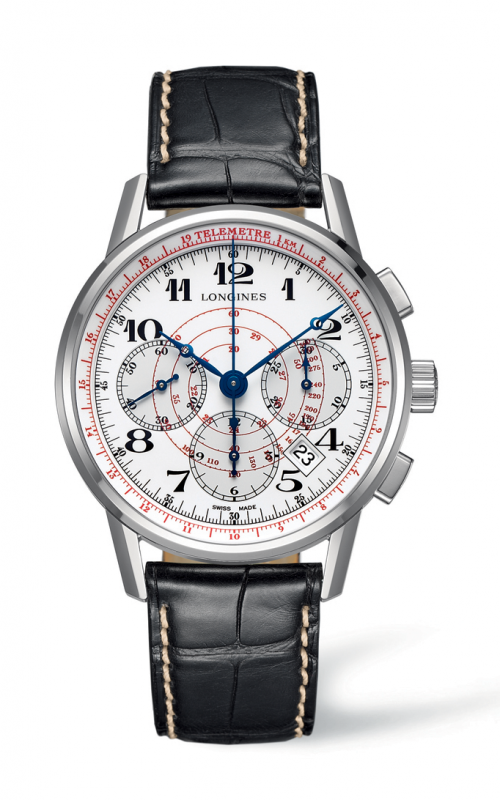Longines Heritage Watch L2.780.4.18.2 product image