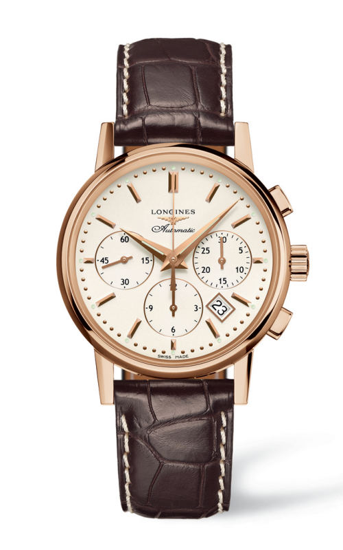 Longines Heritage Watch L2.733.8.72.2 product image