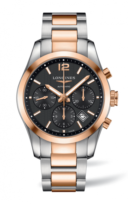 Longines Conquest Classic Watch L2.786.5.56.7 product image