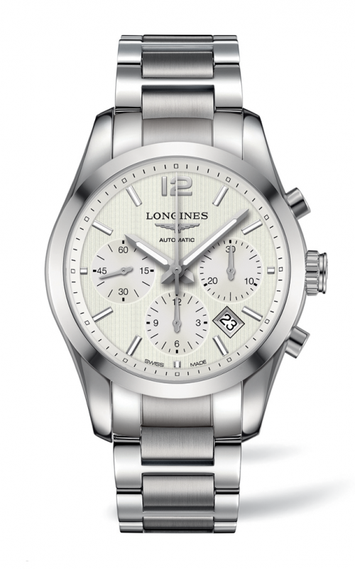 Longines Conquest Classic Watch L2.786.4.76.6 product image