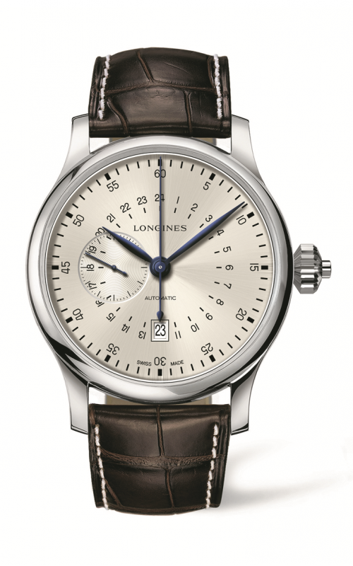 Longines Heritage Watch L2.797.4.73.0 product image