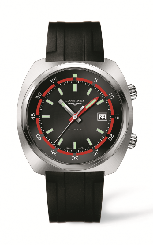 Longines Heritage Watch L2.795.4.52.9 product image