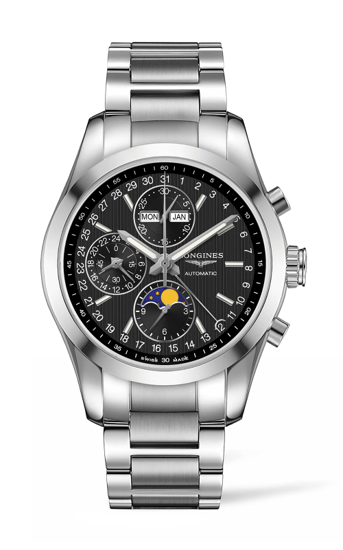 Longines Conquest Classic Watch L2.798.4.52.6 product image