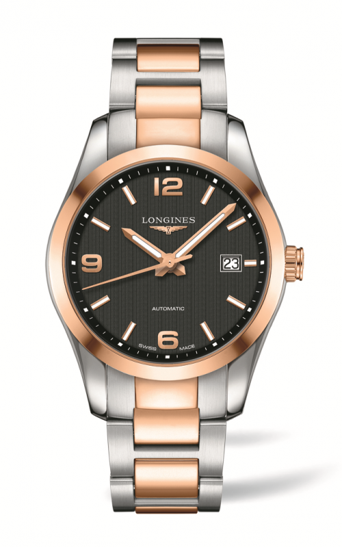 Longines Conquest Classic Watch L2.785.5.56.7 product image
