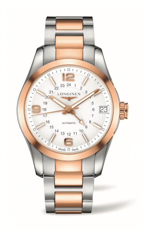 Longines Conquest Classic Watch L2.799.5.76.7 product image