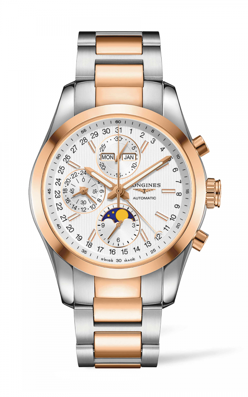 Longines Conquest Classic Watch L2.798.5.72.7 product image