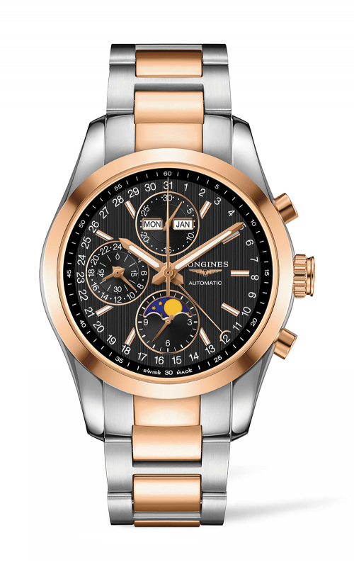 Longines Conquest Classic Watch L2.798.5.52.7 product image