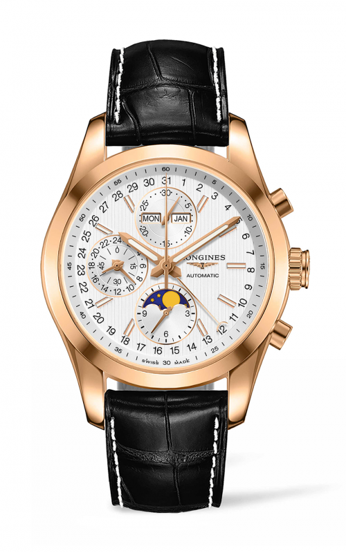 Longines Conquest Classic Watch L2.798.8.72.5 product image