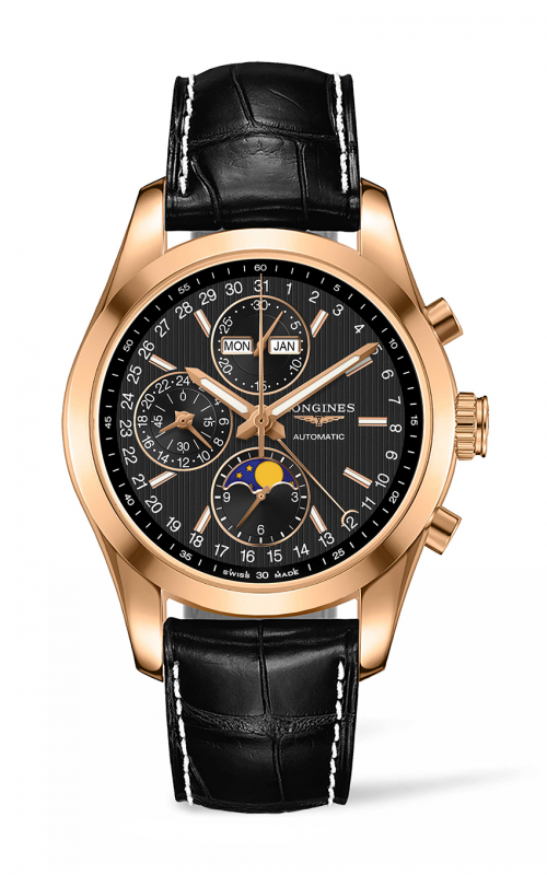 Longines Conquest Classic Watch L2.798.8.52.5 product image