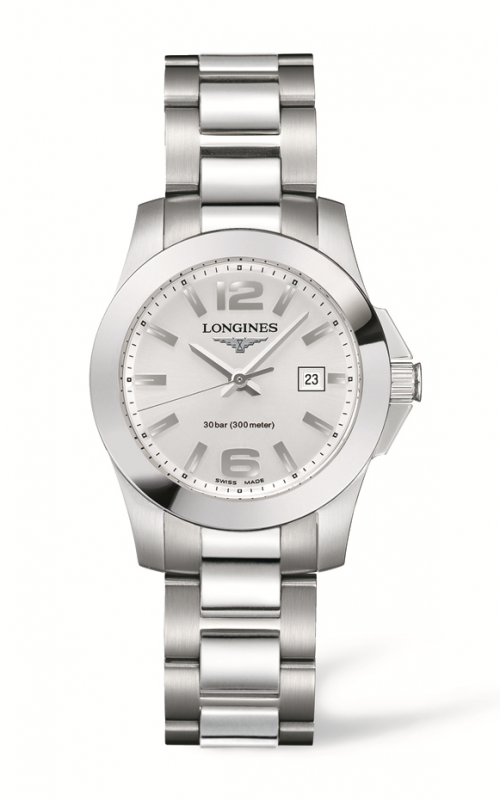 Longines Conquest Watch L3.277.4.76.6 product image