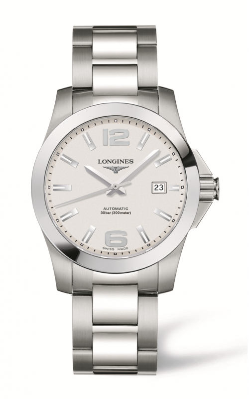 Longines Conquest Watch L3.676.4.76.6 product image
