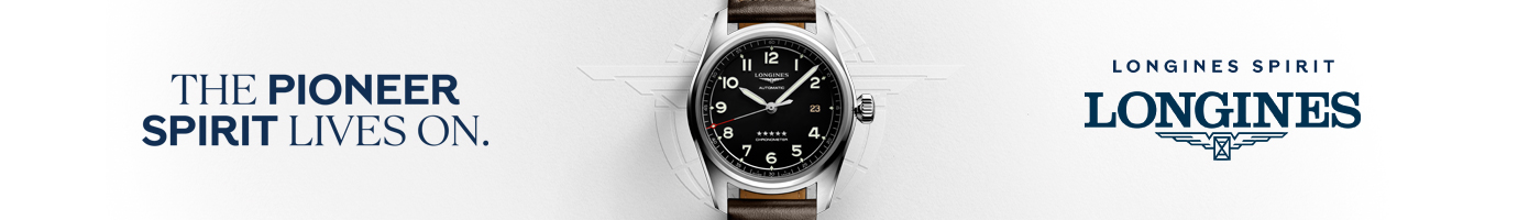 Longines Watch Making Tradition