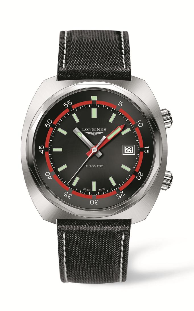 Longines Watch L2.795.4.52.0 product image